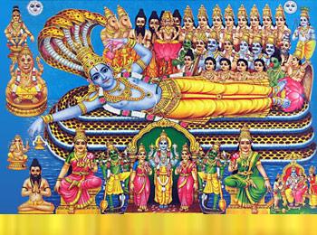 108 Abodes of Vishnu