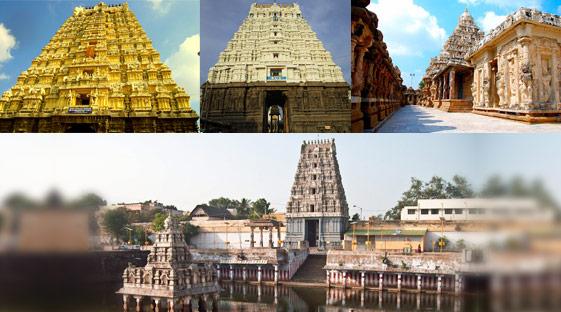 One day Spiritual tour to Kanchepuram