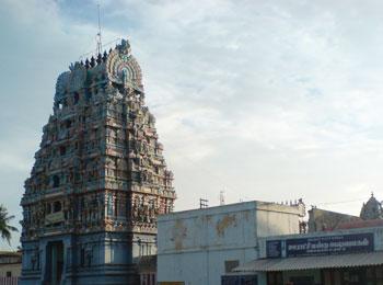 Tiru Magaral Easwarar Temple