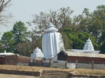 Leaning Shiva Temple