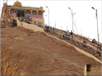 Malaikottai Uchipillayar Temple