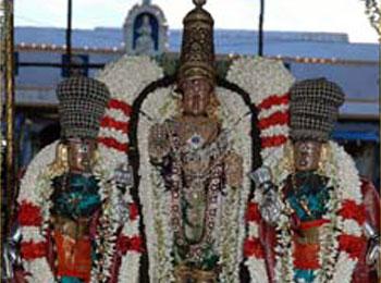 Arulmigu Parthasarathy Swamy Temple