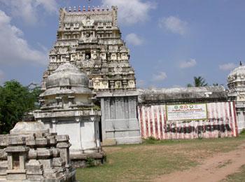 Kudamadu Koothan Thirunangur Temple