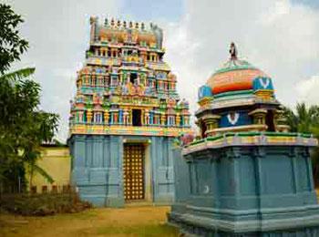 Kudamadu Koothan Temple