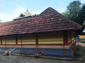 Killikkurissymangalam Temple