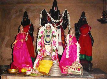Sri Arulmaakadal Perumal Temple
