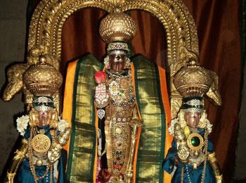 Sri Yathokthakari perumal temple   Arulmigu sonnavannam seitha perumal Temple
