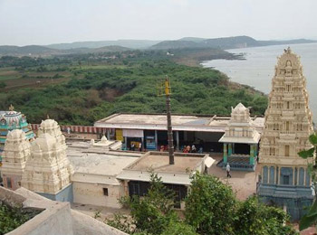 Sri Yogananda Lakshmi Narasimha Swamy Temple
