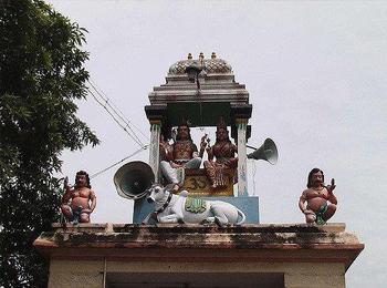 Jambukeswarar Shivan Temple