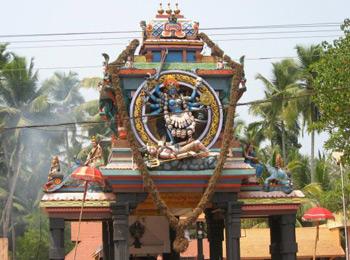 Major Vellayani Devi Temple