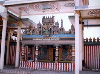 Sri Pathrakali Mariyamman Temple