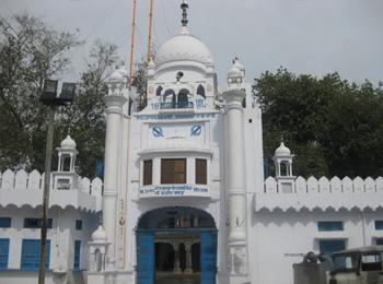 Gurdwara Shaheed Baba Nihal Singh Ji
