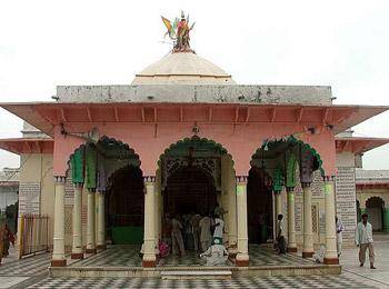 Baladeva Dauji Temple