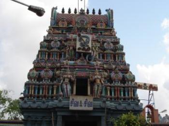 Kasi Vishwanathar Temple