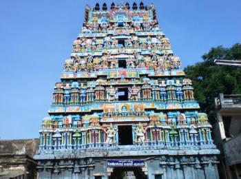 Sri Someswarar (Kudanthaikaronam) Temple