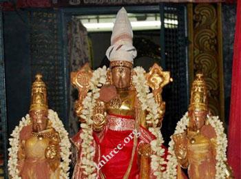 Arulmigu Uthira Veeraragavaperumal Temple