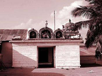 Sri Marudandhanadheswarar Temple