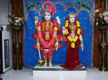 Shri Dev Naryan Ji Virajmaan Jhadota