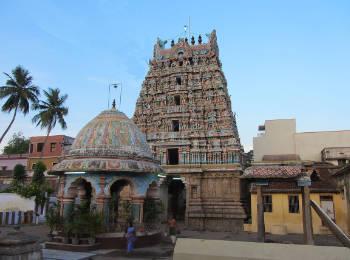 Sri Chakrapani Temple