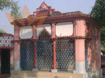 Bahula Maa Shakti Peeth Temple