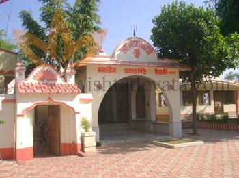 The Mangal Chandi Temple
