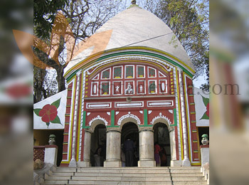 The Nalateshwari Temple