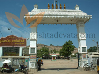 Sri Kottai Mariamman Temple