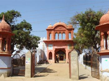 Shri Gokul Chandrama Ji temple