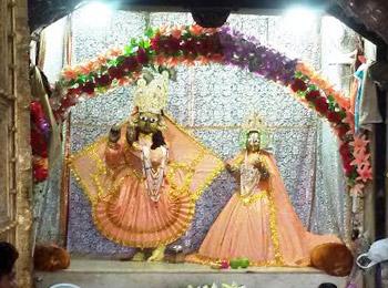 Shri Bihari Ji Temple
