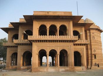 Shri Ganga Ji temple