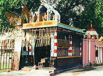 Kilpauk Ayyappan Temple