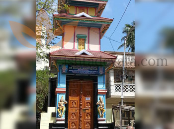 Shree Ayyappan Guruvayoorappan Temple