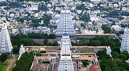 Thiruvannamalai Arunachaleswarar Temple Karthigai Deepam