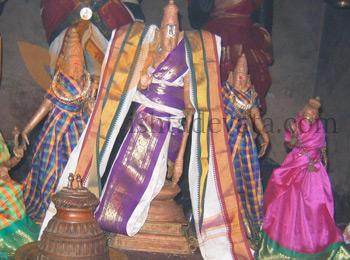 Naanmadhia Perumal Temple